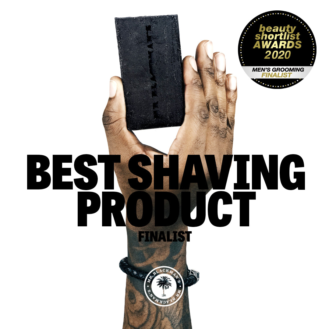 Cleansing Brick - Best Shaving Product Finalist