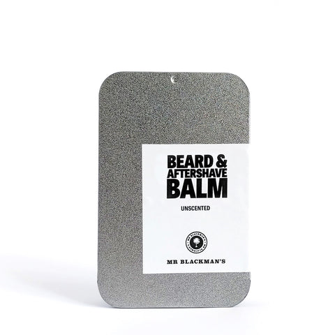 Unscented Beard and Aftershave Balm