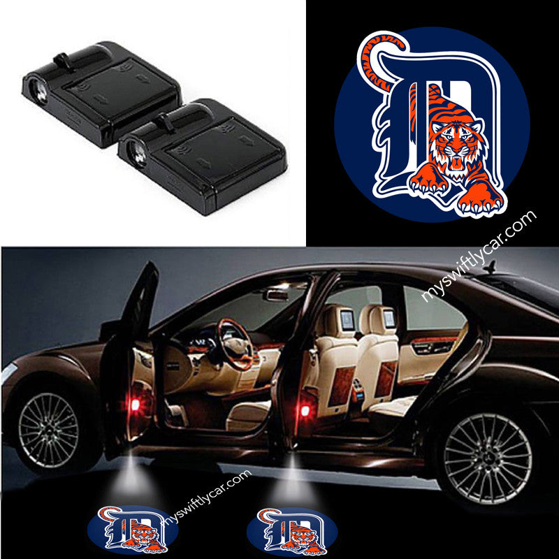 Detroit Tigers free best cheapest car wireless lights led