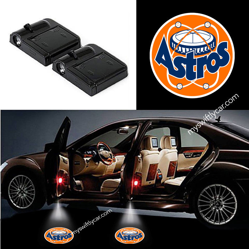Houston Astros free best cheapest car wireless lights led