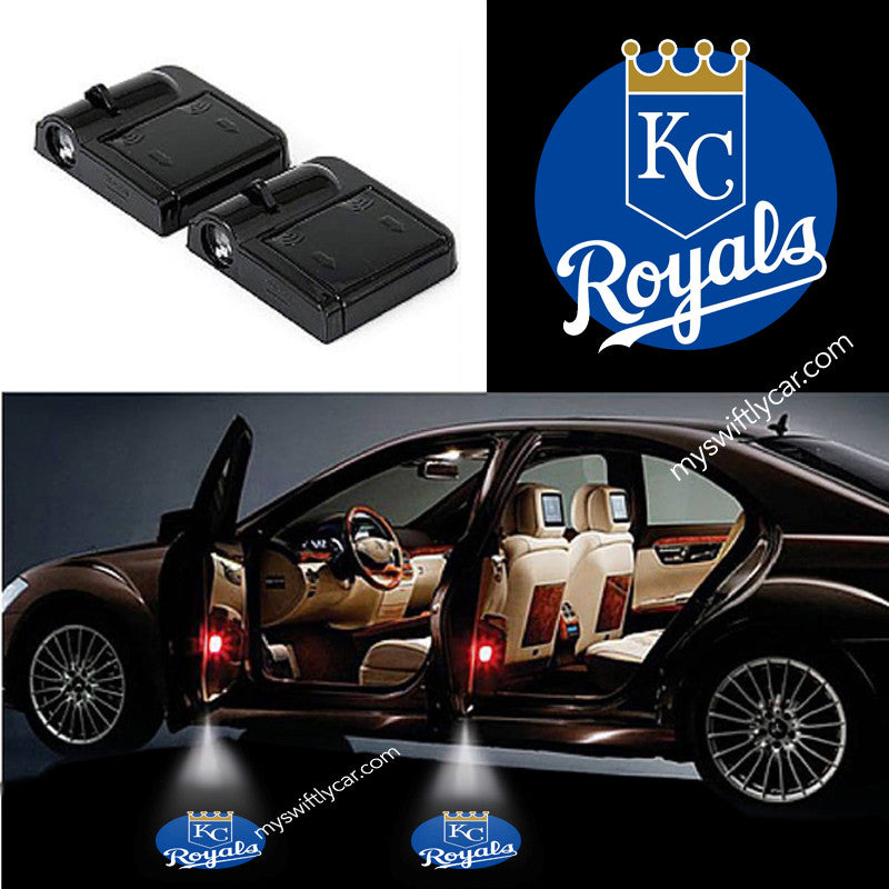 Kansas City Royals free best cheapest car wireless lights led