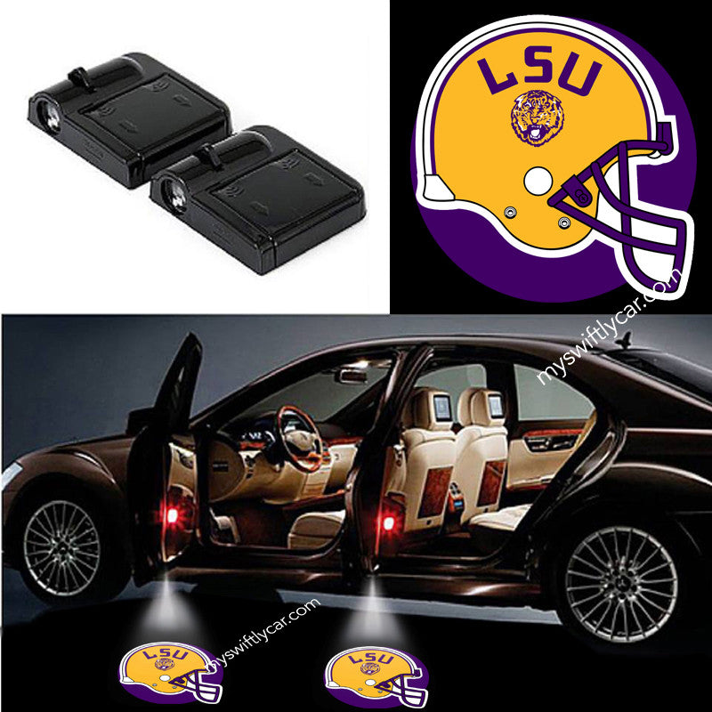Louisiana State University Tigers LSU wireless car light