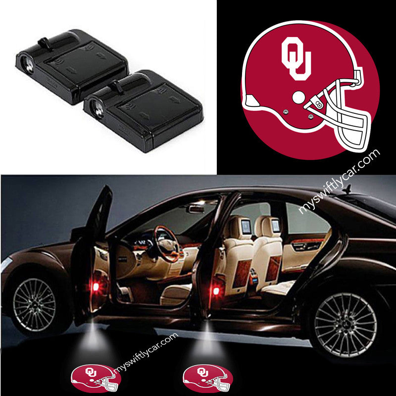 wireless car light Oklahoma Sooners free cheapest best