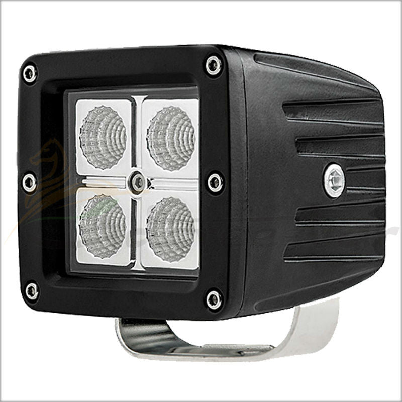 4-inch Slim-Profile LED Driving Light Pods