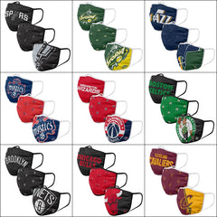 Miami Heat Face Mask