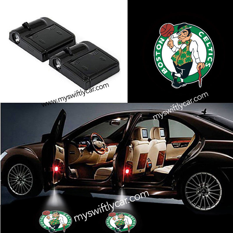Boston Celtics car light wireless free best cheapest