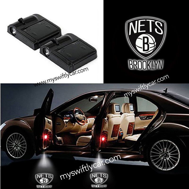Brooklyn Nets car light wireless free best cheapest