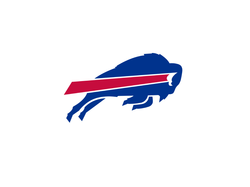 2 Wireless Cars Light for Buffalo Bills
