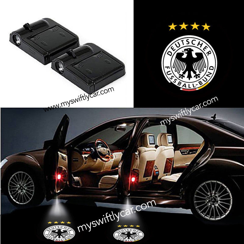 Deutscher Fußball-Bund DFB car light wireless free best cheapest
