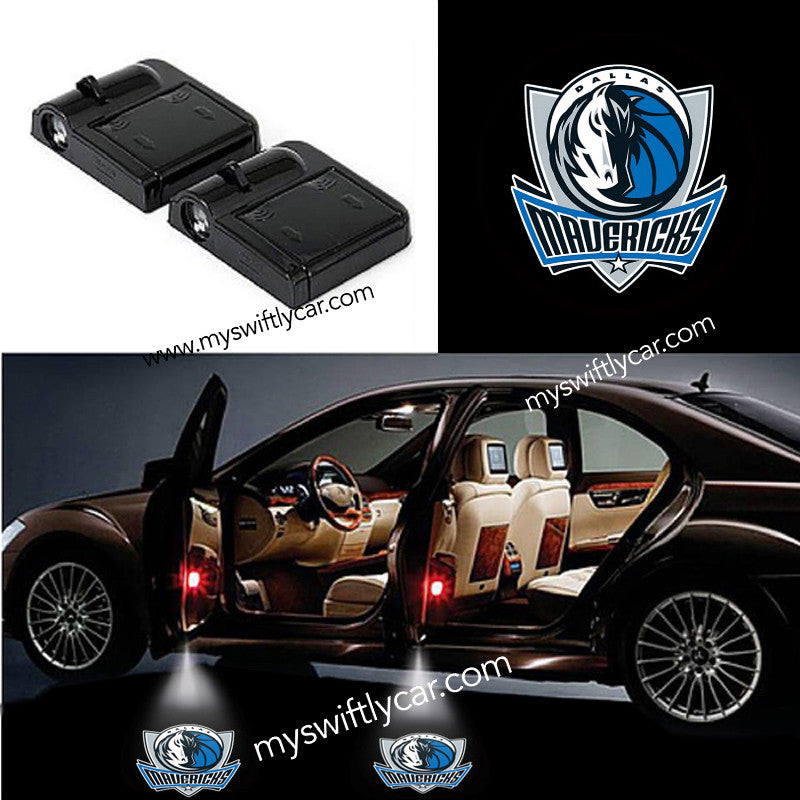 Dallas Mavericks car light wireless free best cheapest