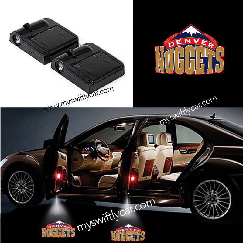 Denver Nuggets car light wireless free best cheapest