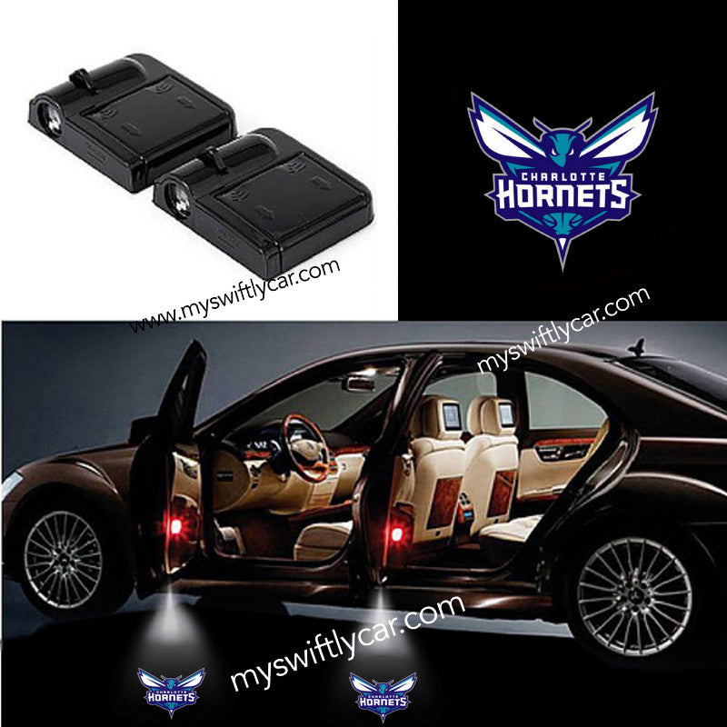 Charlotte Hornets car light wireless free best cheapest