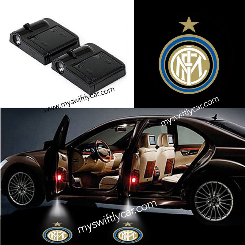 2 Wireless Cars Light for Inter Milan