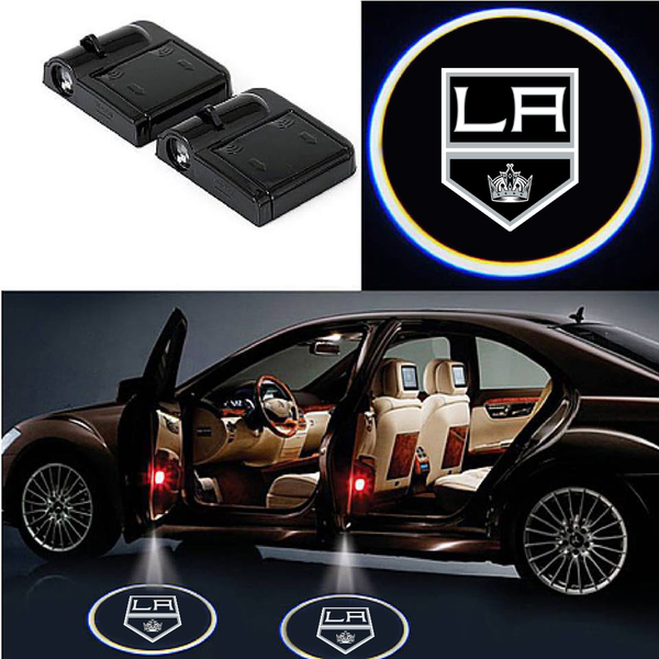 Los Angeles LA Kings wireless car light led