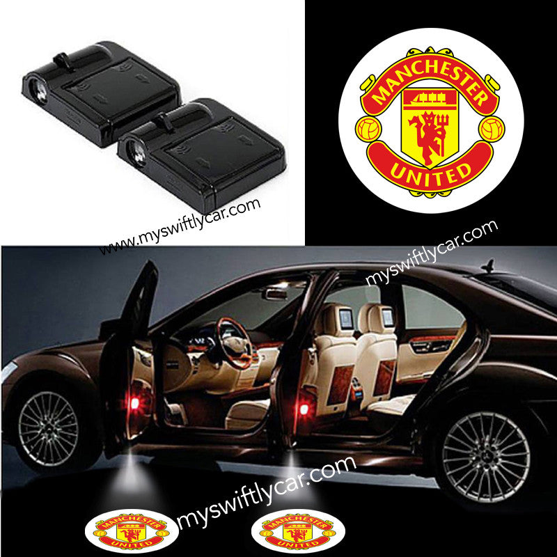 Manchester United free best cheapest car wireless lights led