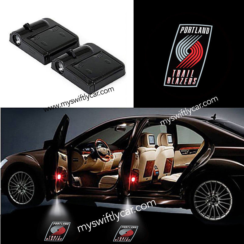 Portland Trail Blazers car light wireless free best cheapest