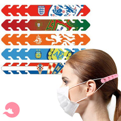 Los Angeles Clippers Mask and Ear Saver
