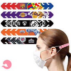 Los Angeles Lakers Mask and Ear Saver
