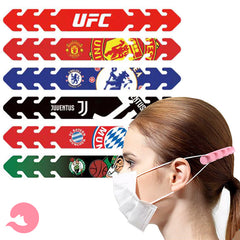 Manchester United Mask and Ear Saver