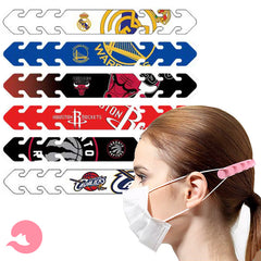 Golden State Warriors Mask and Ear Saver