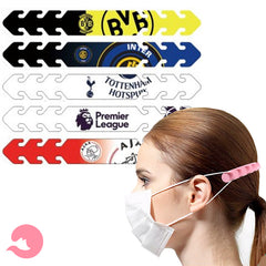 Borussia Dortmund Mask and Ear Saver