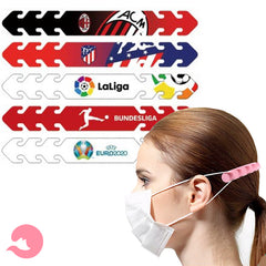 Bundesliga Mask and Ear Saver