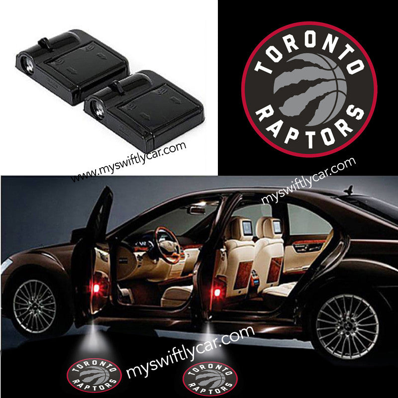 2 Wireless Cars Light for Toronto Raptors