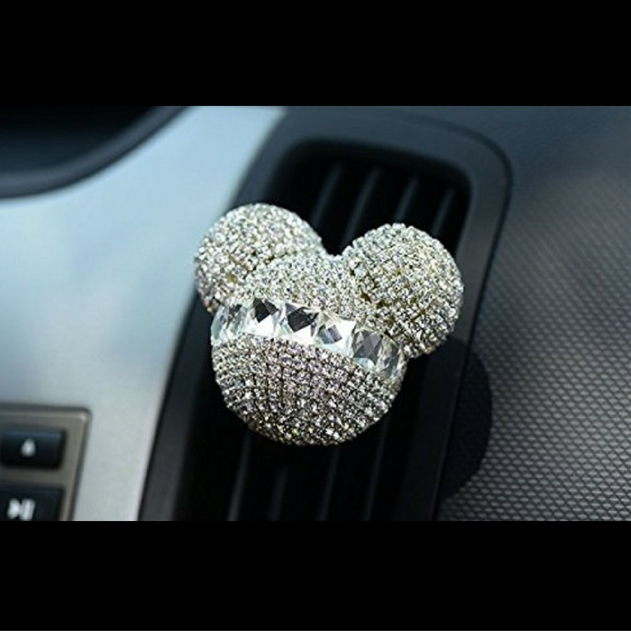 Mickey Mouse Air Freshener Crystals Shiny Best Cheapest Free