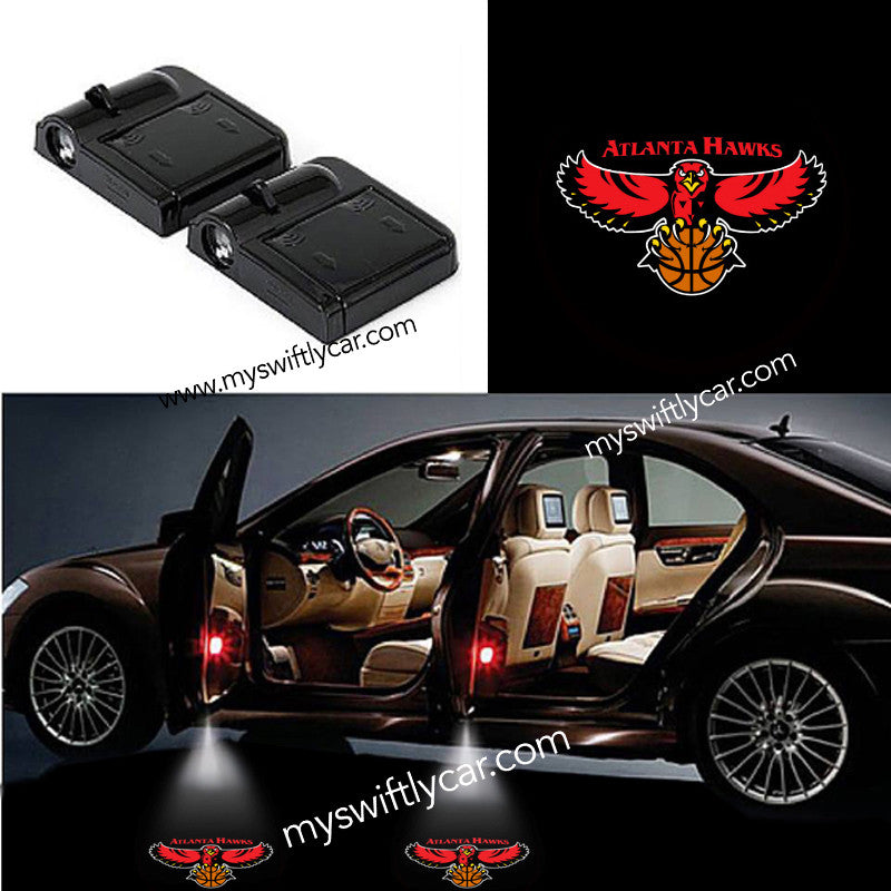 Atlanta Hawks nba car light wireless free best cheapest