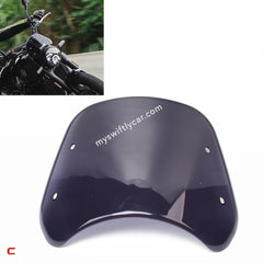 Benelli Leoncino 500CC Windscreen Windshield Wind Deflector Motorcycle