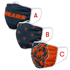 Chicago Bears Face Mask