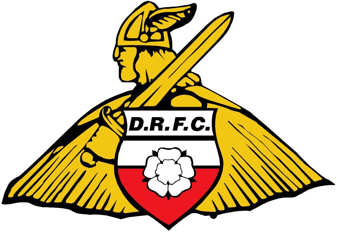 2 Wireless Cars Light for Doncaster Rovers FC