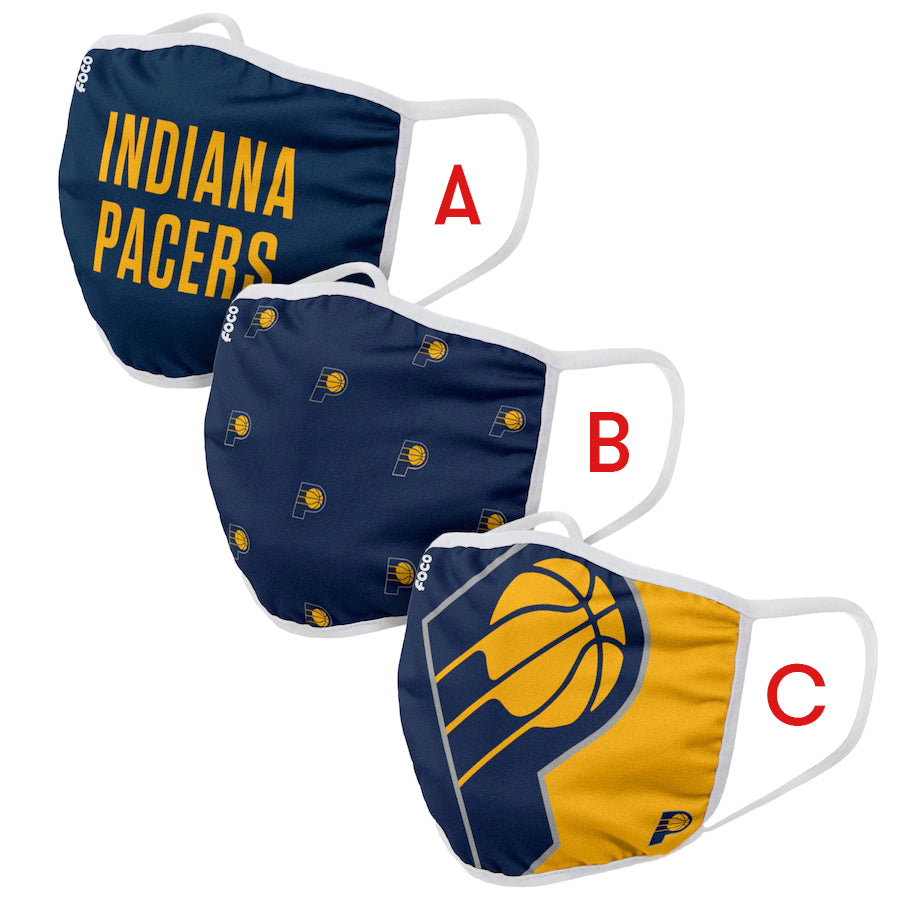 Indiana Pacers Face Mask