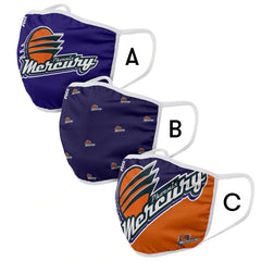 Phoenix Mercury Face Mask