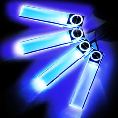 Interior Atmospheric Car Lights (Blue or Multicolor)