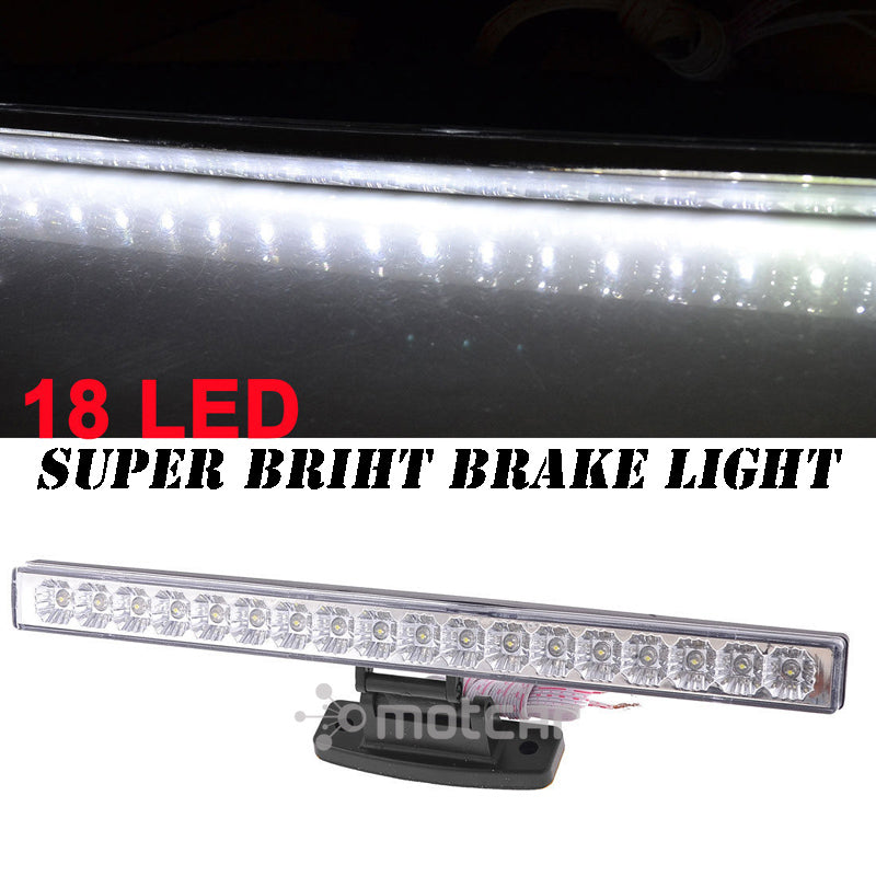 Super Bright White Brake Light