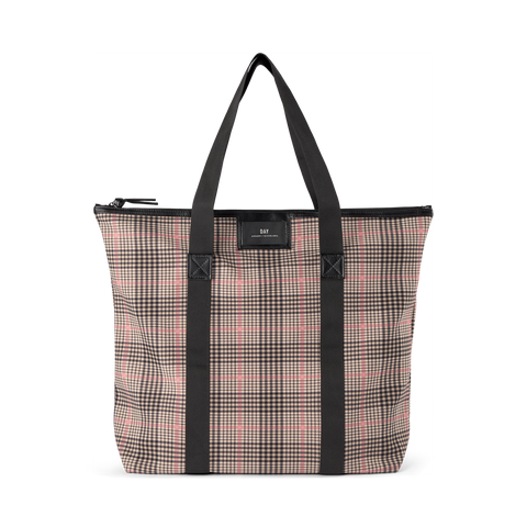 Day Gweneth Tartan Bag - Moonlight Beige