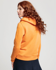 Gant Lock Up Sweat Hoodie - Amberglow