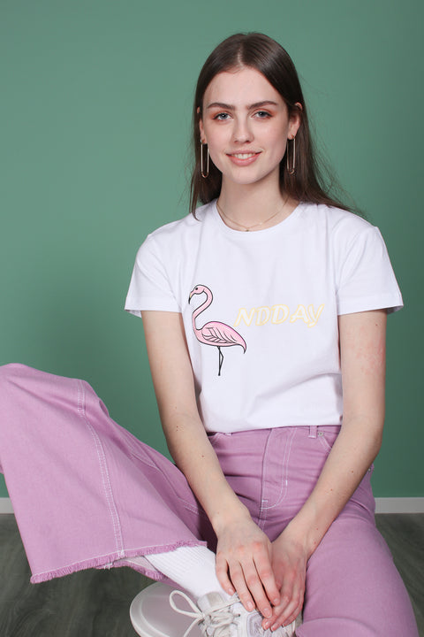 2nd Flamingo - Pale Banana