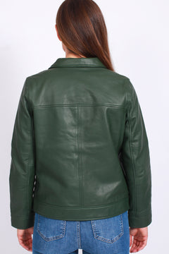 Zach Jacket - Dark Green