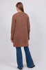 Brook Knit New Pocket Cape - Brandied Melon - Second Female - Gensere - VILLOID.no