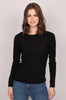 Day Whitney Sweater - Black - DAY - Gensere - VILLOID.no