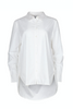 Drew Shirt - White - Line of Oslo - Bluser & Skjorter - VILLOID.no