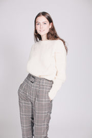 Beatrice Chunky Knit - White (1476717379619)
