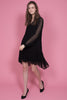 Liddy Dress - Black - Second Female - Kjoler - VILLOID.no