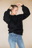 Mohair Knit - Black - MAUD - Gensere - VILLOID.no