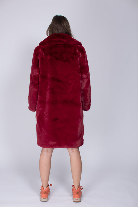 Stina Coat - Red Dahlia (1476720525347)
