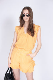 Sharon Shorts - Cadmium Yellow