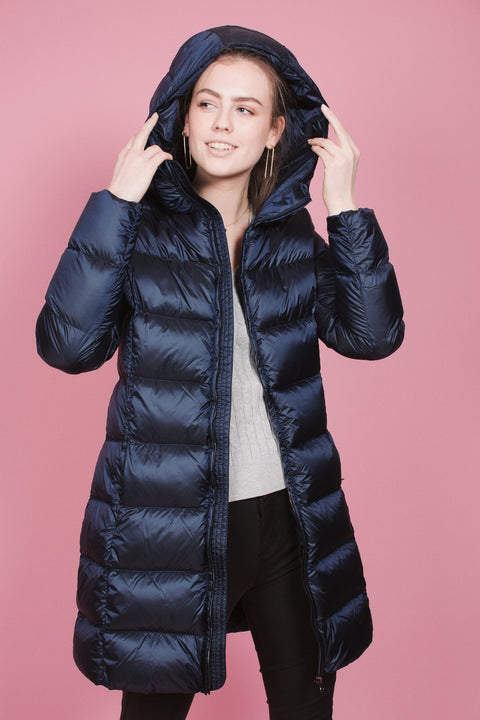 Colmar Down Jacket - Navy
