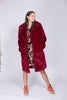 Stina Coat - Red Dahlia - FWSS - Jakker - VILLOID.no